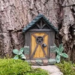 Chalupářské dveře