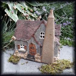 Kamenný domeček